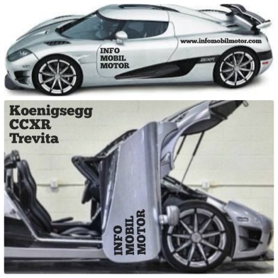 Koenigsegg Ccxr Trevita >> Spesifikasi Koenigsegg Ccxr Trevita Mobil Termahal Dan