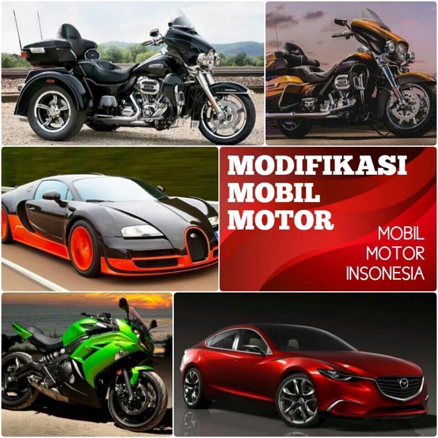 mobil motor 29