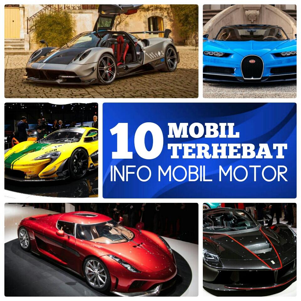 mobil motor 34