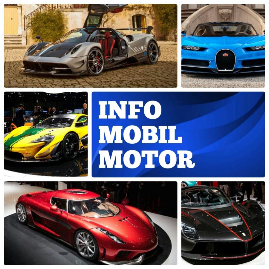 mobil motor 87